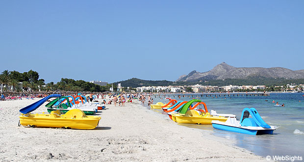 Alcudia vattensport