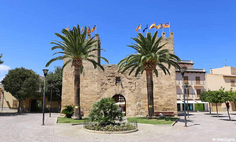 Alcudia gamle by