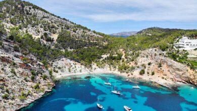 Cala Banyalbufar Mallorca