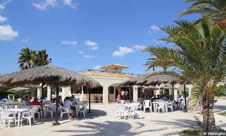 Cala Murada restaurant