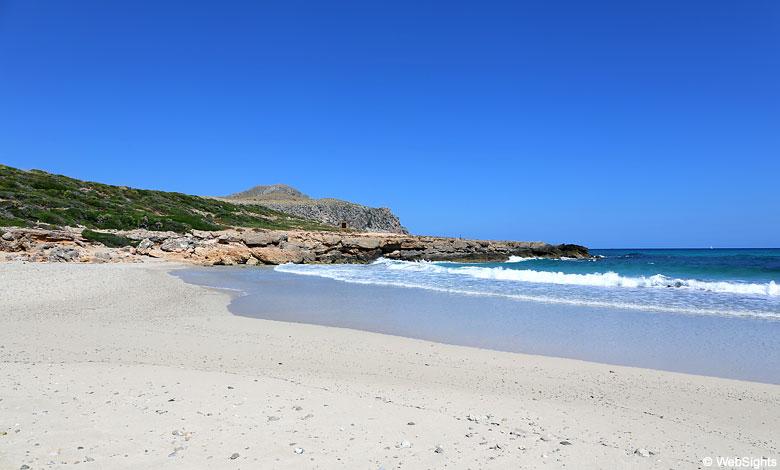 Cala sa font Celada beach