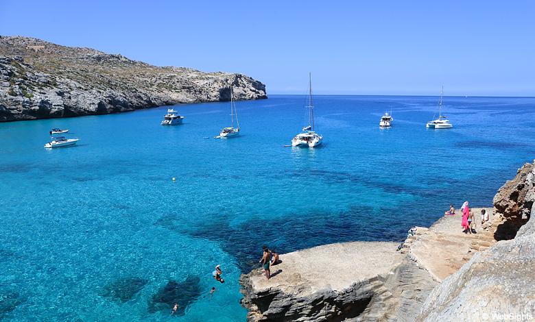 Cala San Vicente Mallorca