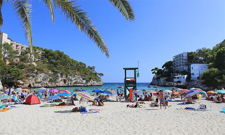 Cala Santanyi Mallorca