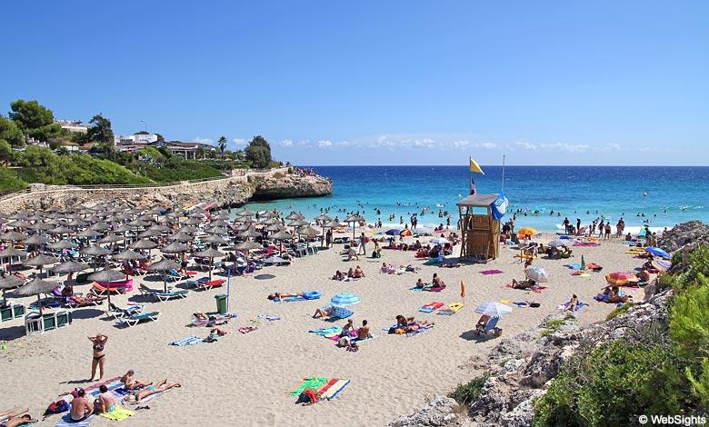 Calas De Mallorca Beach Guide Mallorca Beaches