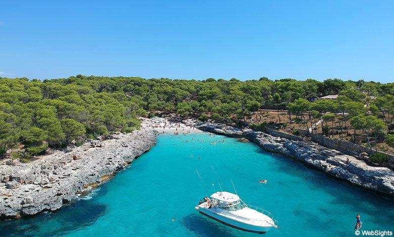 Calo des Burgit Mallorca