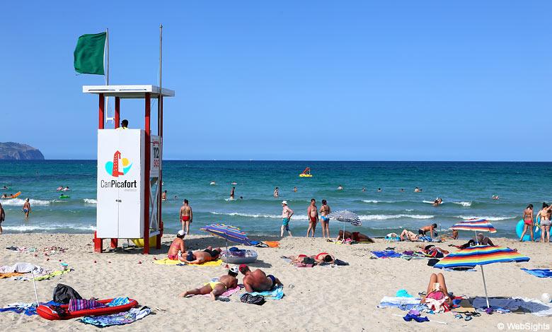 Ca'n Picafort strand