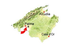 Ciutat Jardi map