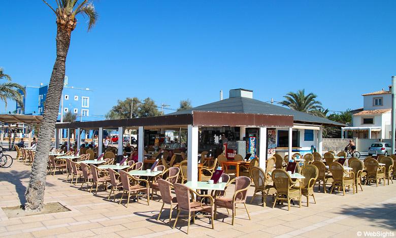 Ciutat Jardi restaurant