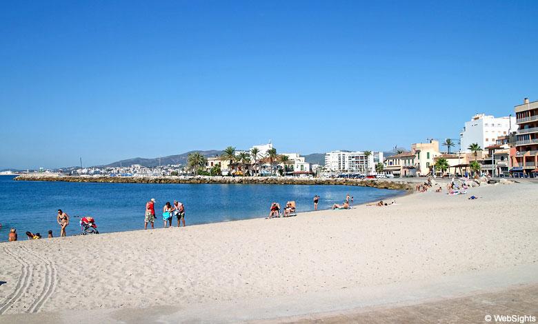 Es Molinar beach