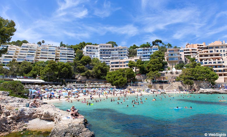 Illetas Beach Exclusive Holiday Resort Mallorca Beaches