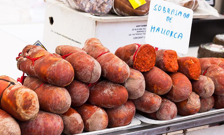 Mallorca market