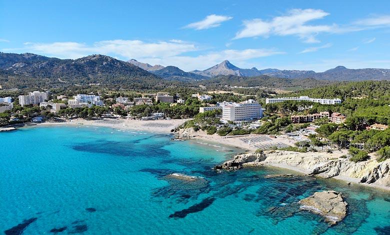Paguera Beach Guide Mallorca Beaches