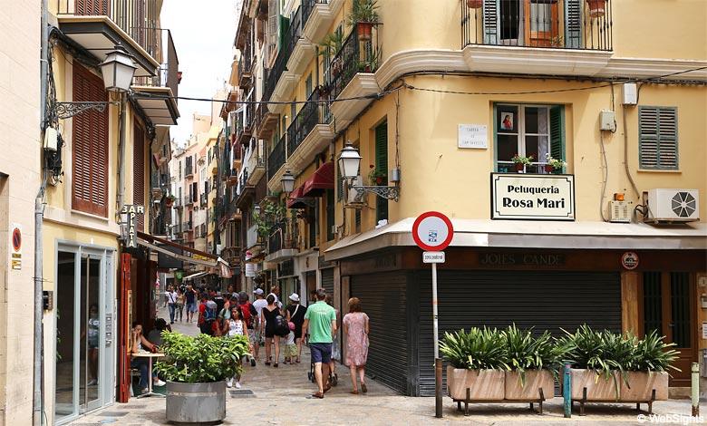 Palma historische Viertel