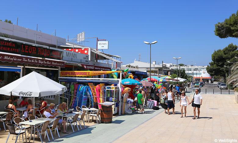 Playa de Muro restaurant