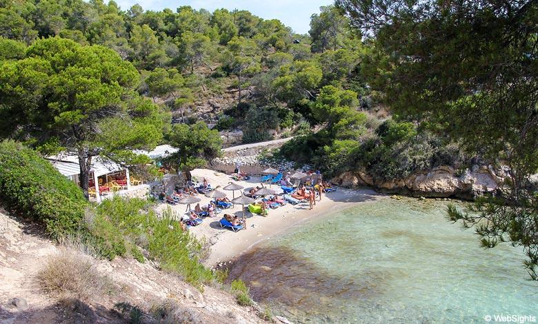 Playa del Mago Mallorca