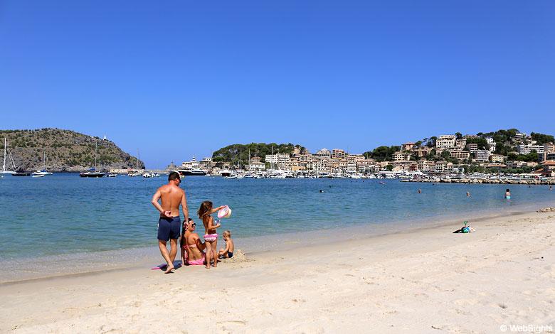 Port de Sóller barn