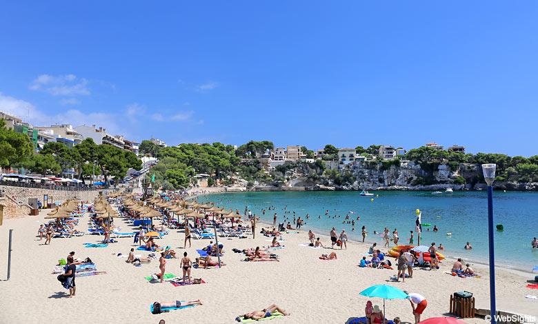 Porto Cristo beach