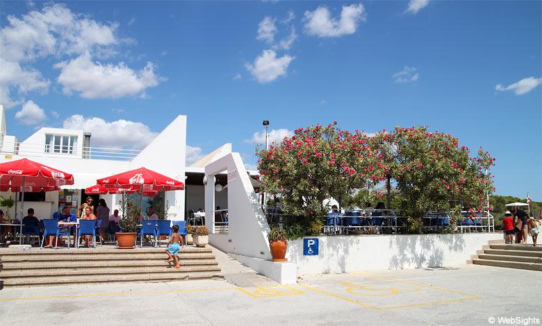 Sa Rapita restaurant