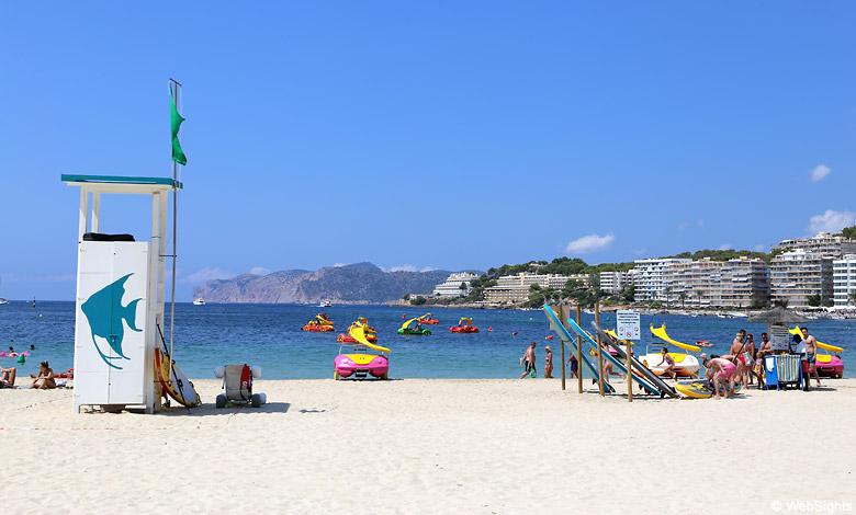 Santa Ponsa Strand