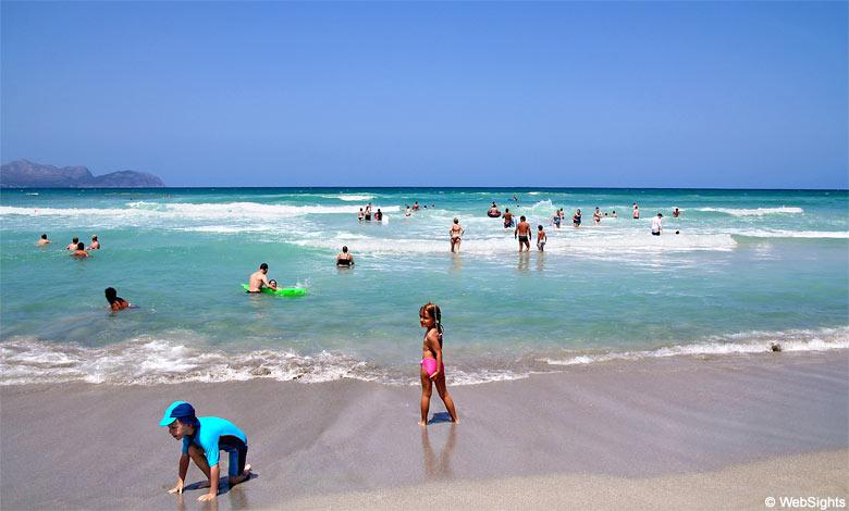 Son Baulo beach